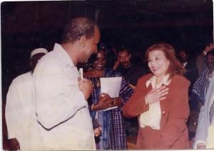 PRIX DE MARRAKECH   pour TOMBOUCTOUAVEC pt A.Konaré BAMAKO 2000